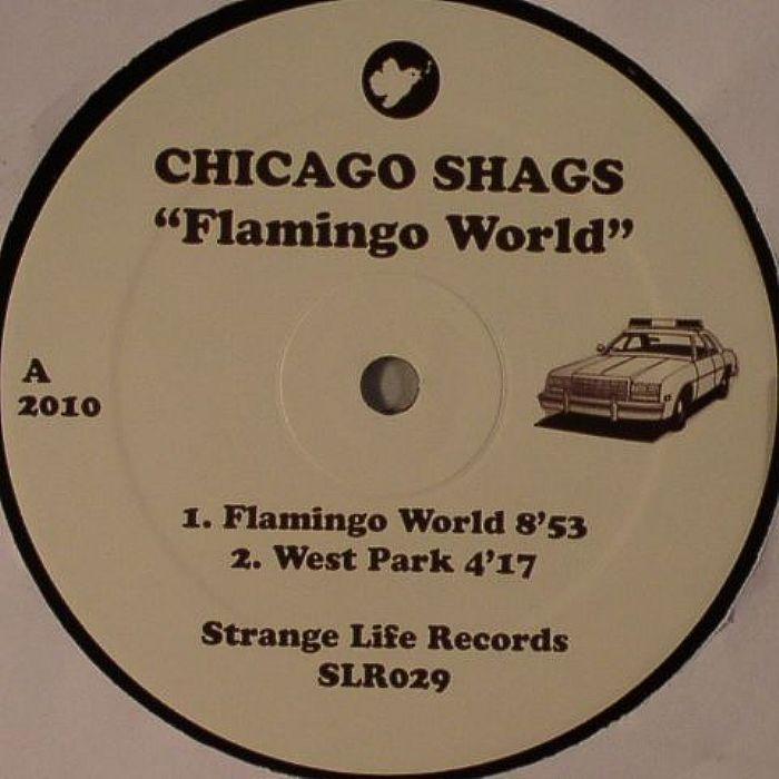 Strange Life Vinyl