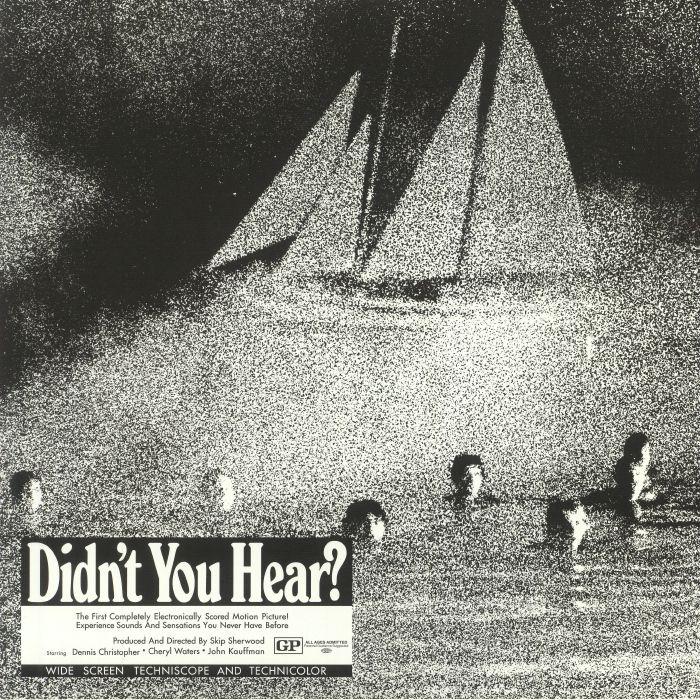 Mort Garson Didnt You Hear (Soundtrack)