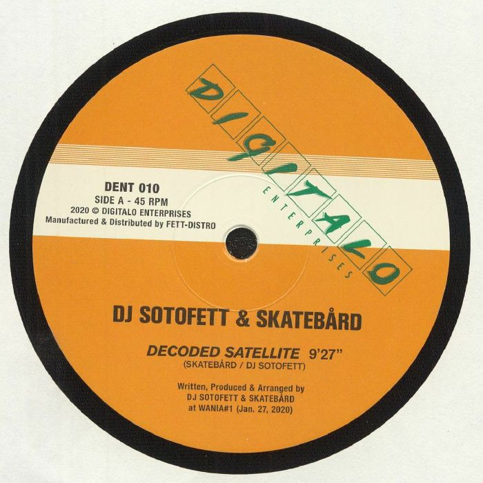 Digitalo Enterprises Vinyl