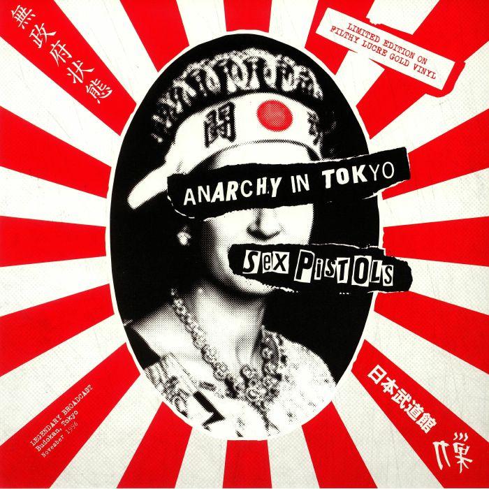 Anarchy In Tokyo