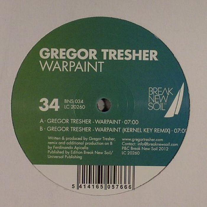 Gregor Tresher Warpaint