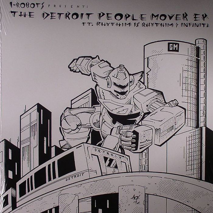 The Detroit People Mover EP