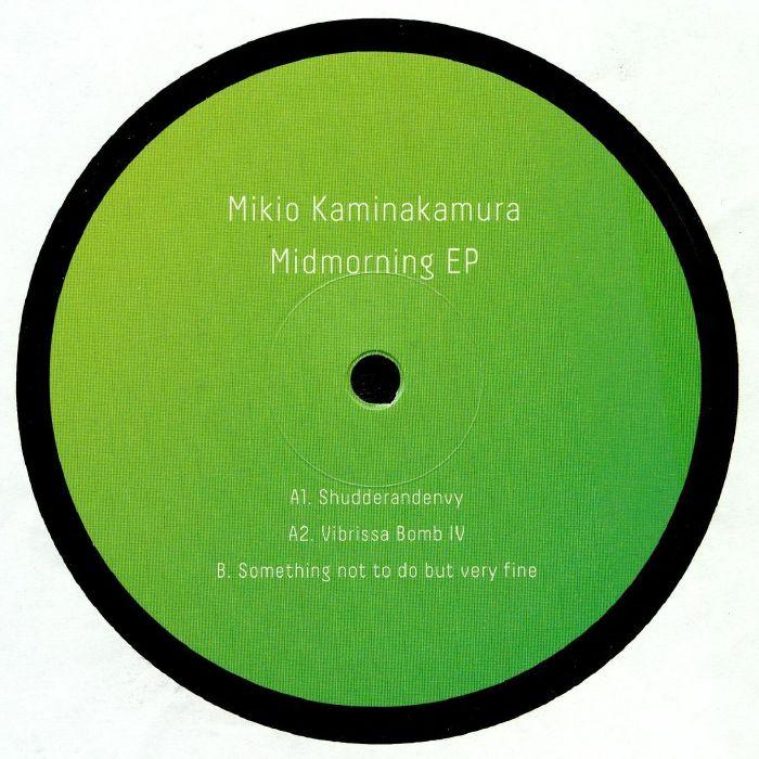 Mikio Kaminakamura Midmorning EP
