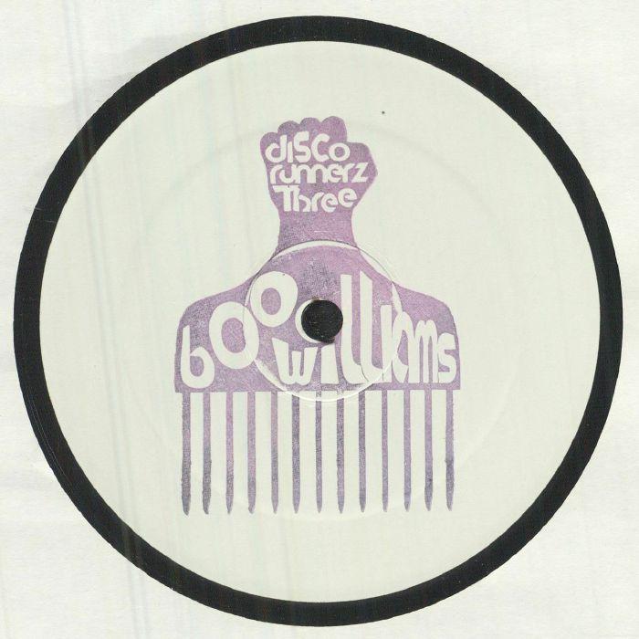 Boo Williams Disco Runnerz Vol 3