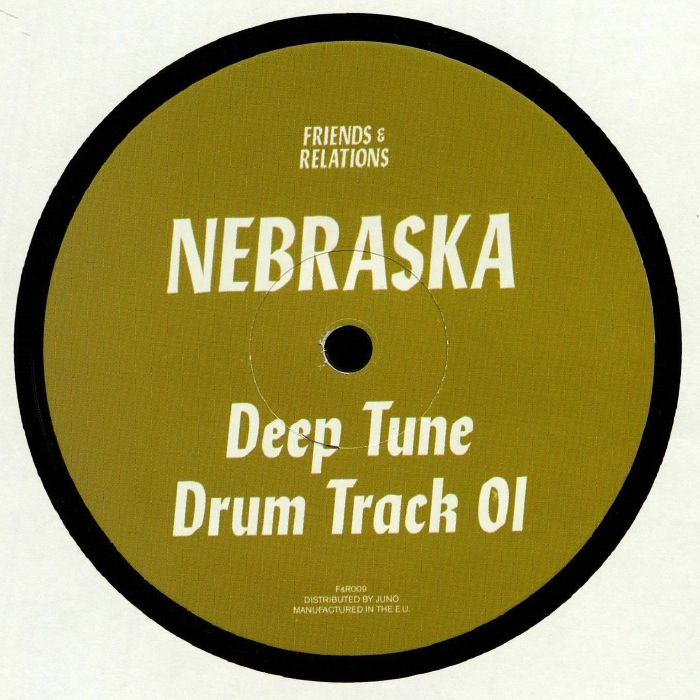 Nebraska F&R 009 Drum Tracks