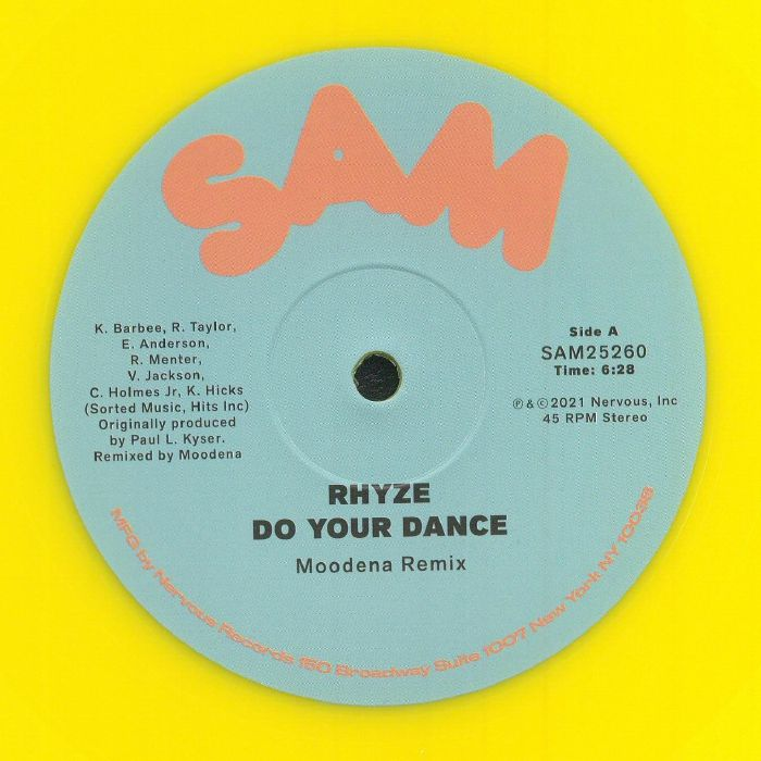 Do Your Dance (Moodena remix)