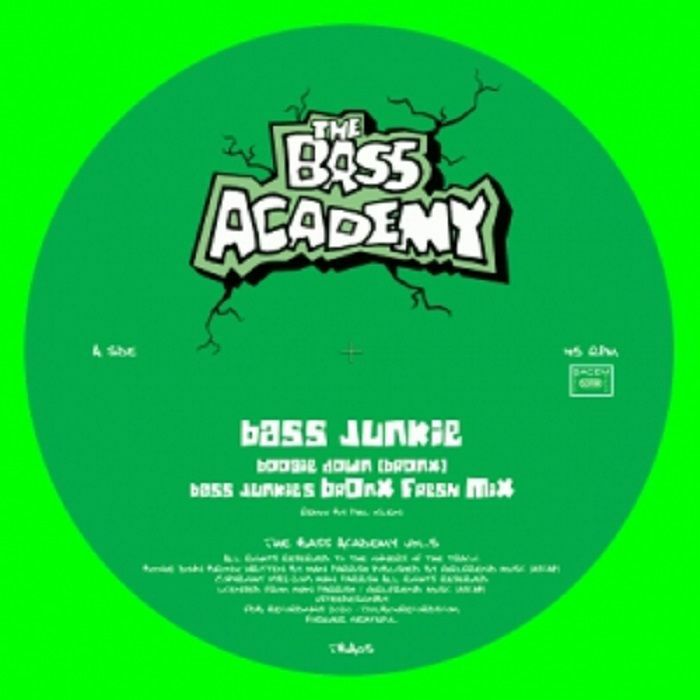 The Bass Academy Vinyl