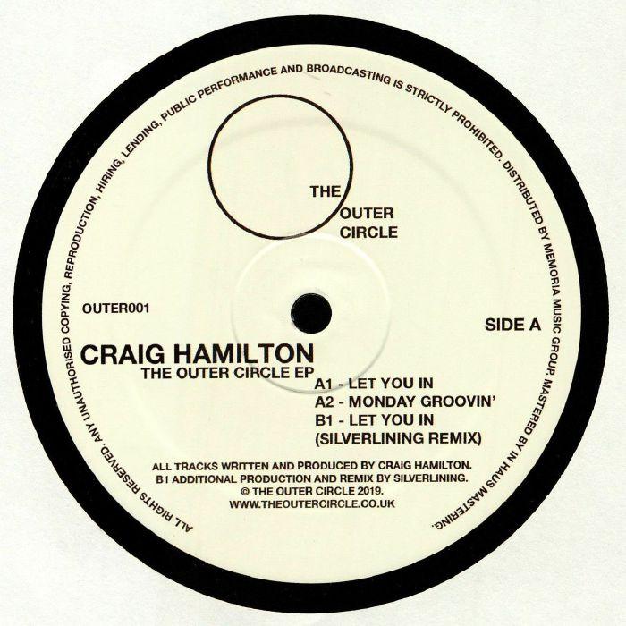 Craig Hamilton The Outer Circle EP