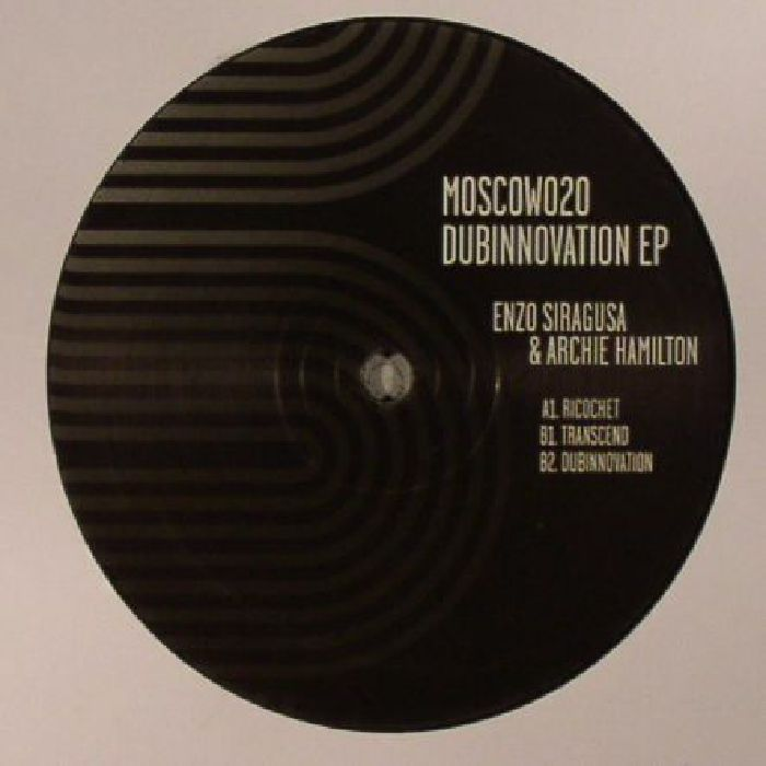 Enzo Siragusa | Archie Hamilton Dubinnovation EP