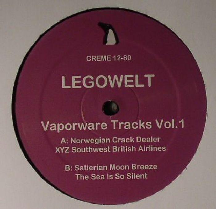 Legowelt Vaporware Tracks Vol 1