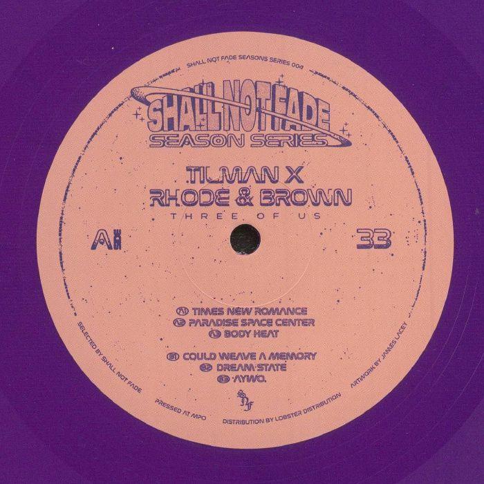 Shall Not Fade Vinyl
