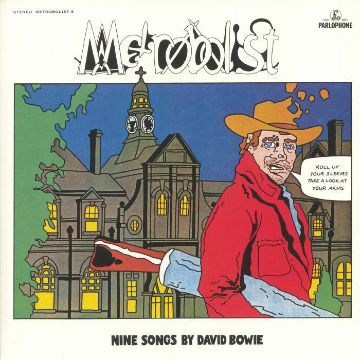 Metrobolist: Nine Songs by David Bowie (50th Anniversary Edition)