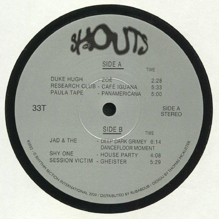 Shy One Vinyl