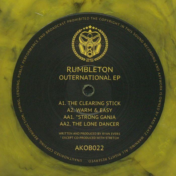 Ako Beatz Vinyl