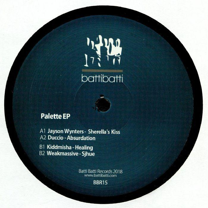 Batti Batti Vinyl