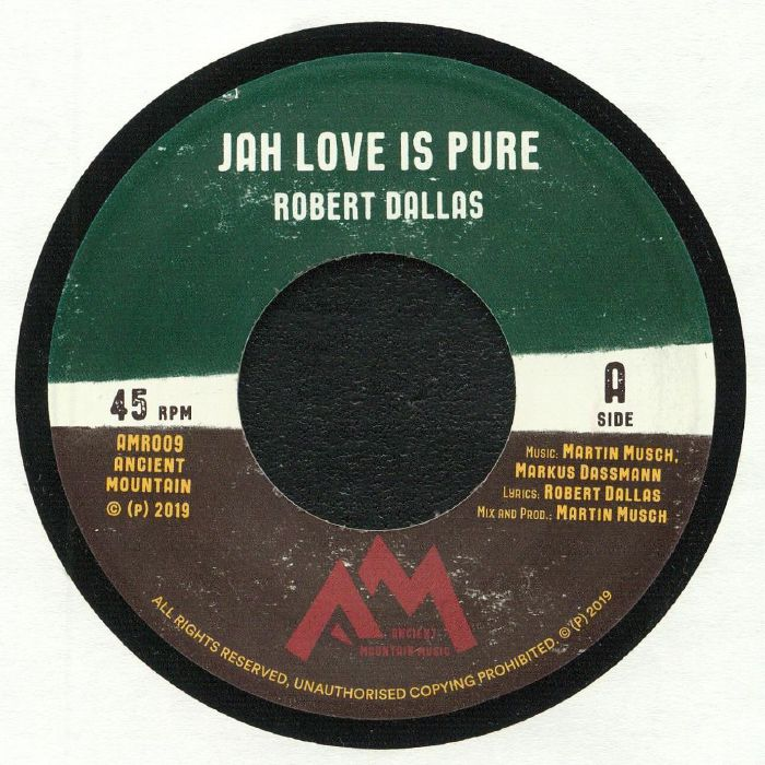 Robert Dallas | Ancient Mountain Jah Love Is Pure