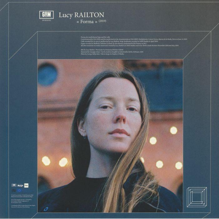 Lucy Railton | Max Eilbacher Forma/Metabolist Meter (Foster Cottin Caetani and A Fly)