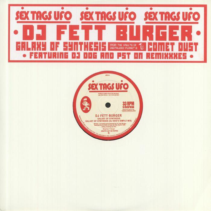 DJ Fett Burger Galaxy Of Synthesis
