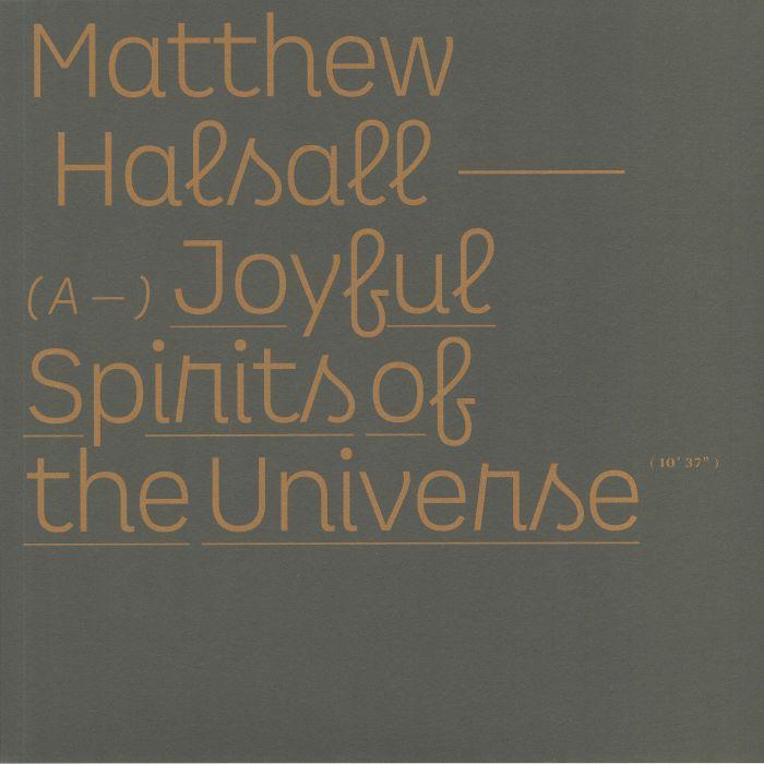 Matthew Halsall Joyful Spirits Of The Universe