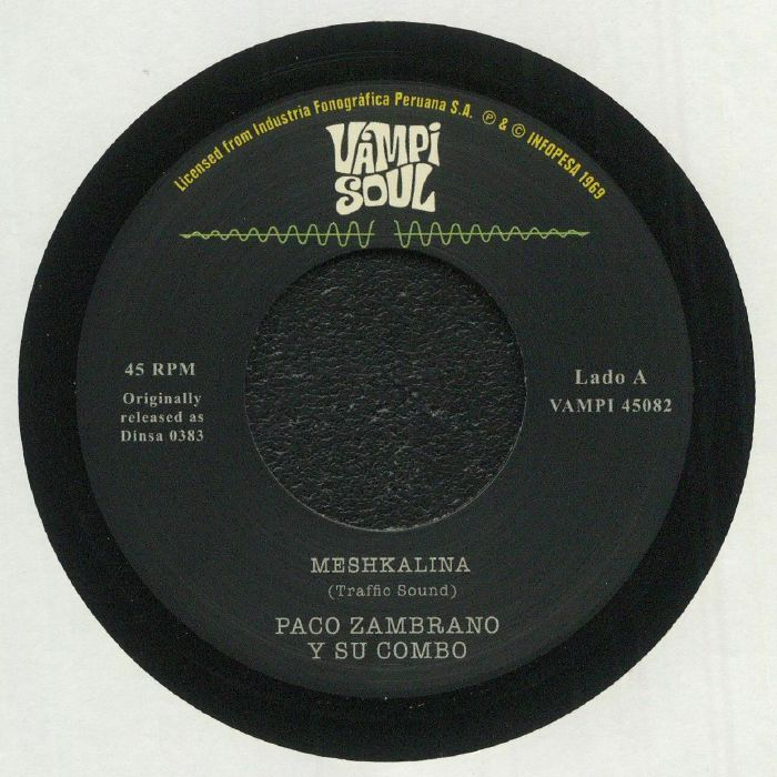 Paco Zambrano Y Su Combo | Traffic Sound Meshkalina