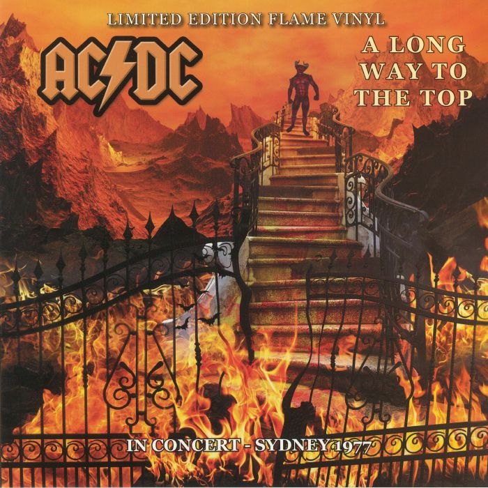 A Long Way To The Top: In Concert Sydney 1977