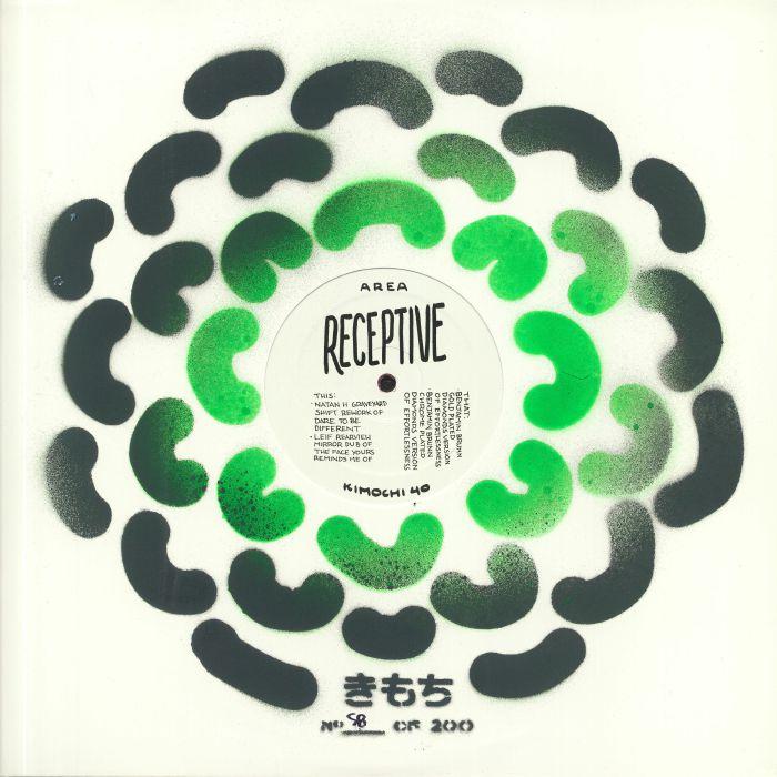 Receptive (Natan H, Leif, and Benjamin Brunn mixes)