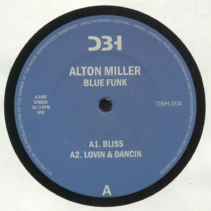 Alton Miller Blue Funk