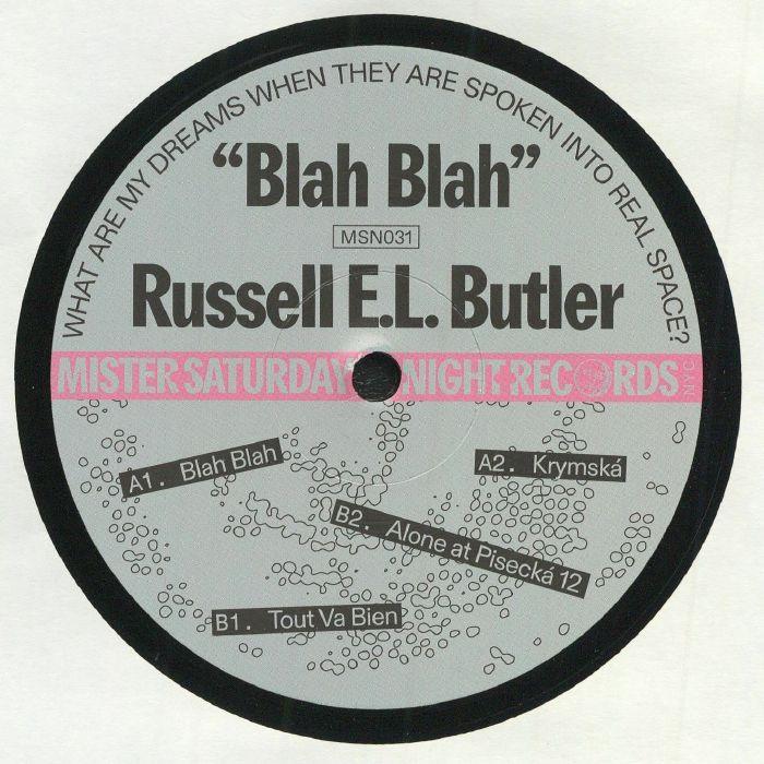 Russell El Butler Vinyl