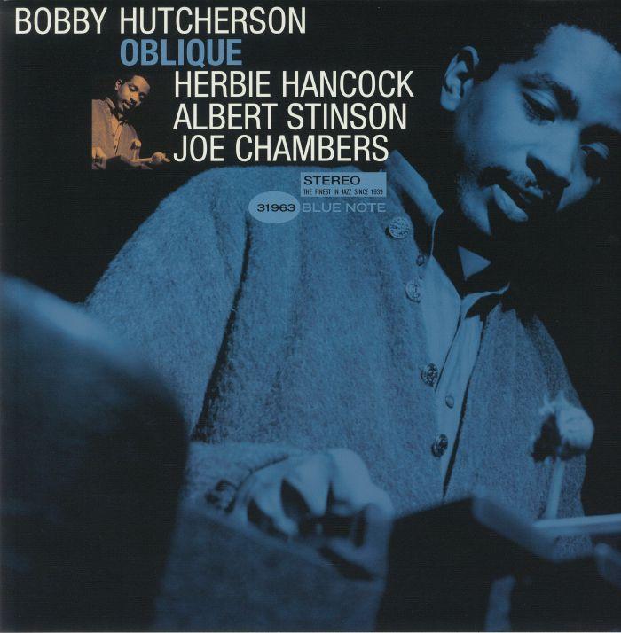 Bobby Hutcherson Oblique (Tone Poet Series)