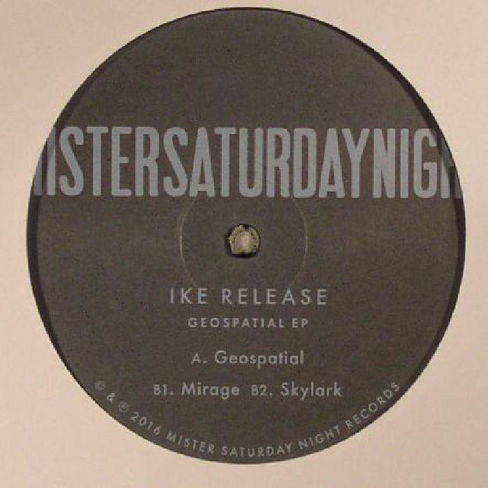Ike Release Geospatial EP