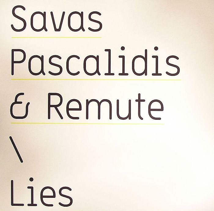 Savas Pascalidis | Remute Lies
