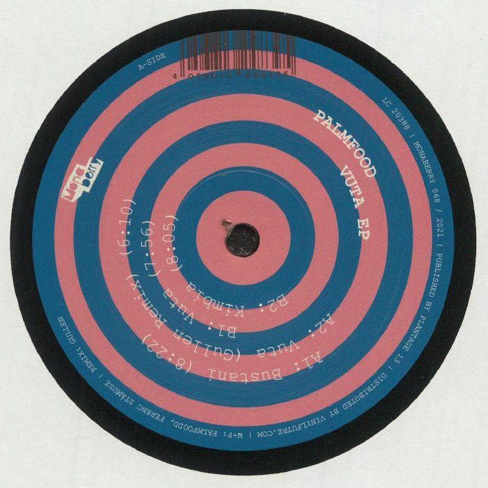Monaberry Vinyl
