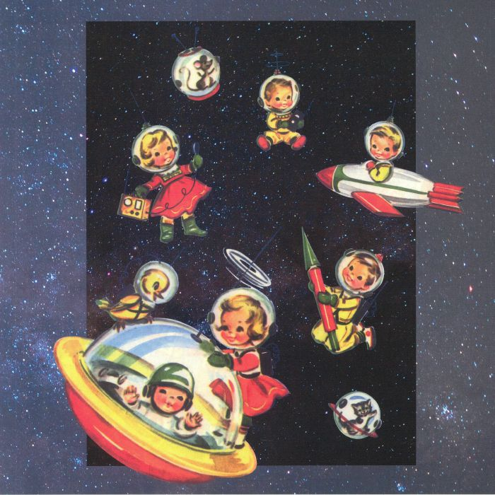 Elsewhere Junior I: A Collection Of Cosmic Childrens Songs