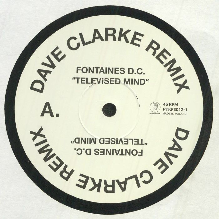Fontaines Dc Televised Mind