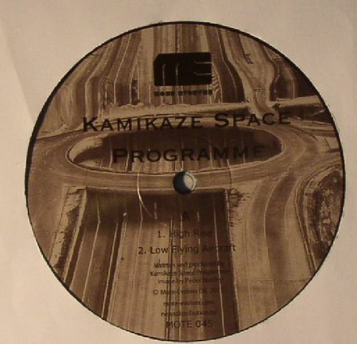 Kamikaze Space Programme Ballard