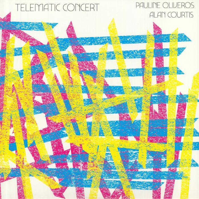 Pauline Oliveros | Alan Courtis Telematic Concert