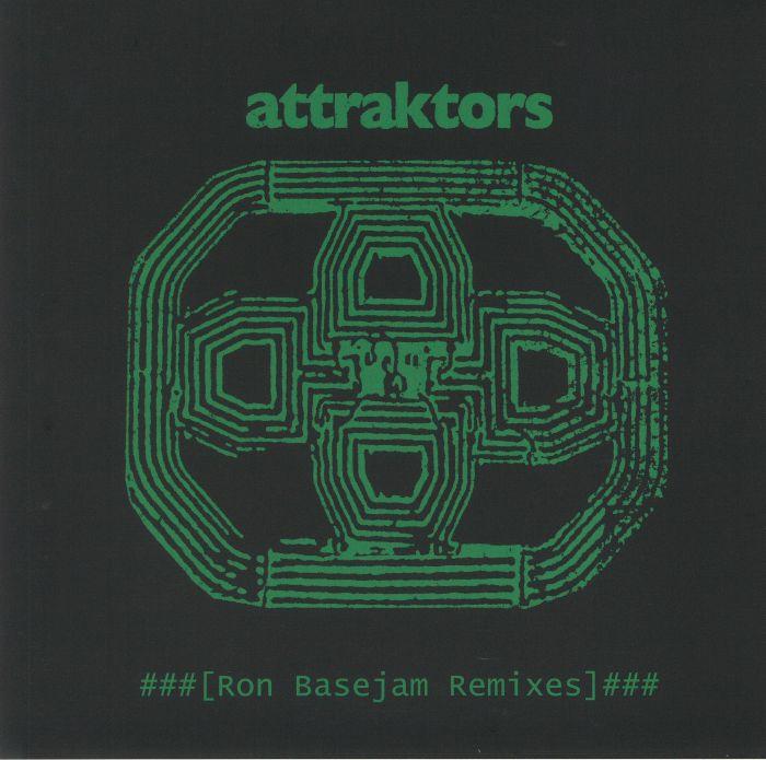 Attraktors Ron Basejam remixes