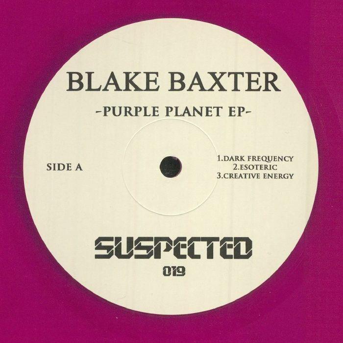 Blake Baxter Purple Planet EP