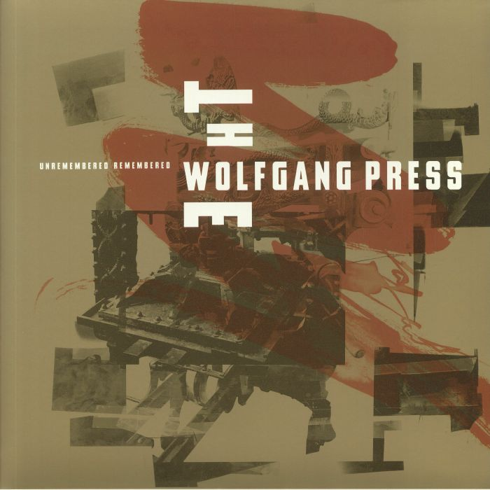 The Wolfgang Press Unremembered Remembered (Record Store Day 2020)
