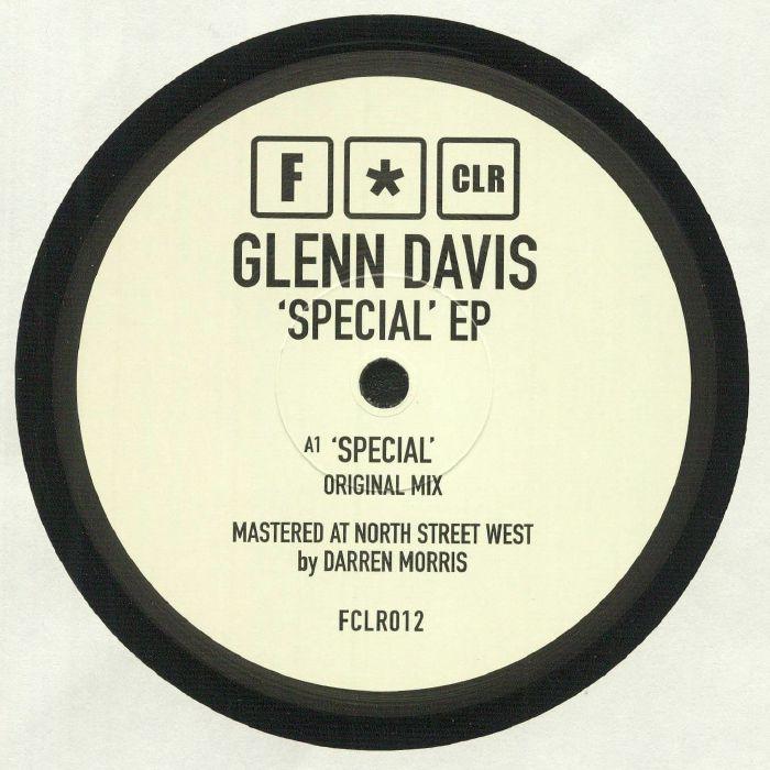 Glenn Davis Special EP