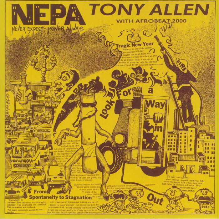Tony Allen | Afrobeat 2000 NEPA: Never Expect Power Always