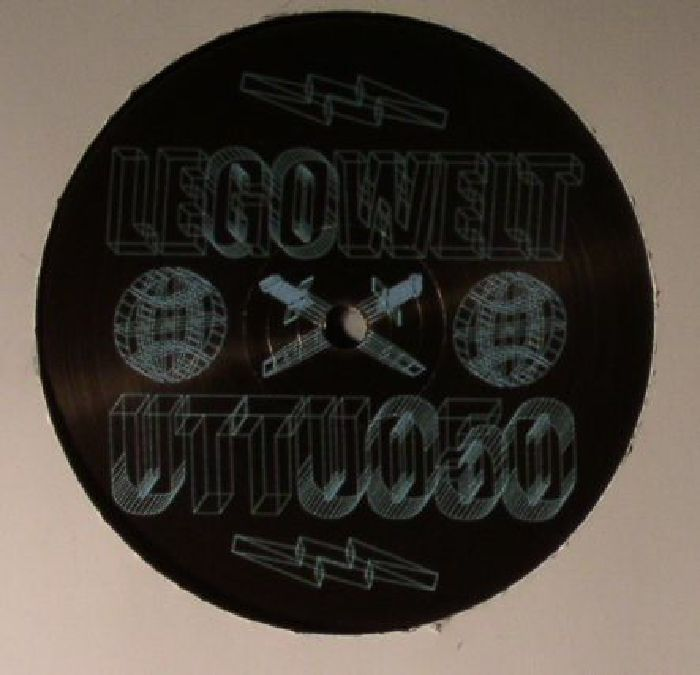 Legowelt Immensity Of Cosmic Space