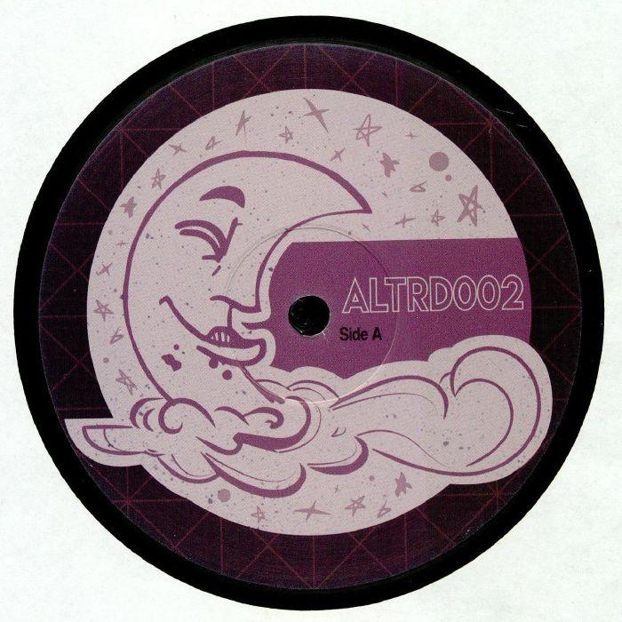 Altered Roads Vinyl