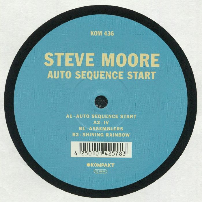 Steve Moore Auto Sequence Start