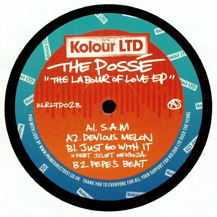Kolour Limited Vinyl