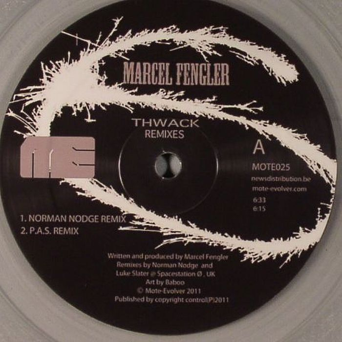 Marcel Fengler Thwack (remixes)