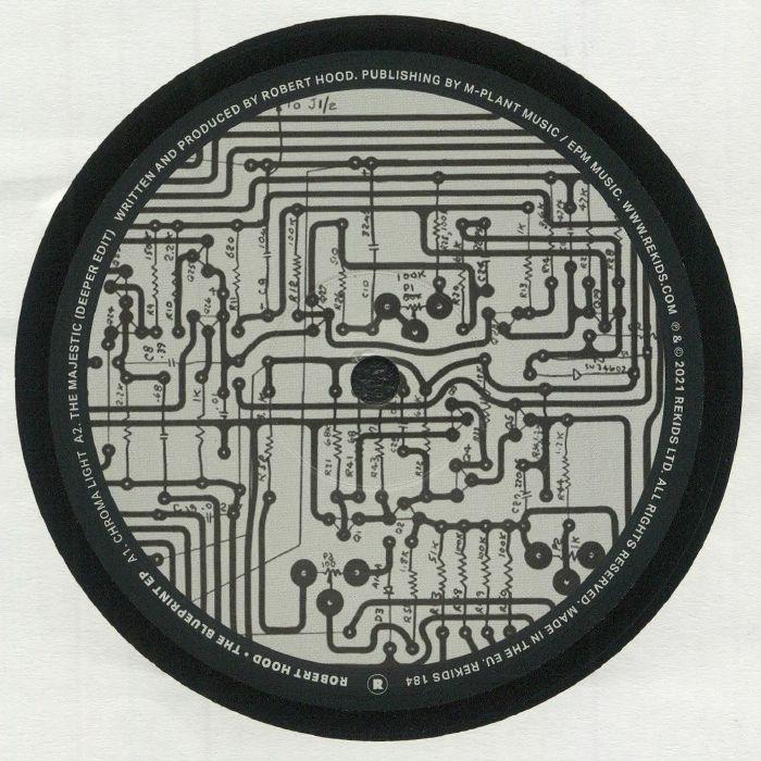 Robert Hood The Blueprint EP