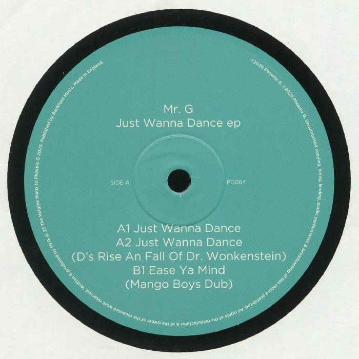 Phoenix G Vinyl