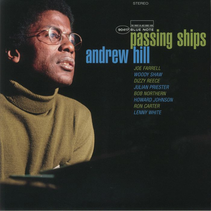Andrew Hill Passing Ships (Tone Poet Series)