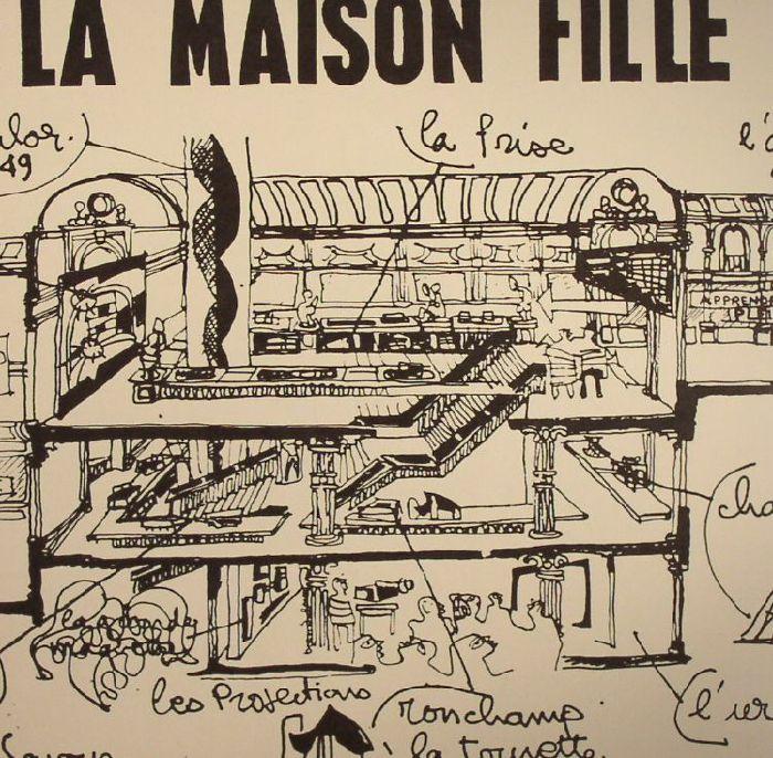 Francois Tusques | Don Cherry La Maison Fille Du Soleil